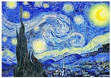 Puzzle Eurographics 1000 pieces: Starry night