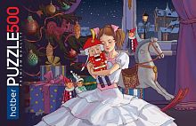 Puzzle Hatber 500 details: the Nutcracker