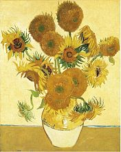 Puzzle Pintoo 500 parts V. Gogh. Sunflowers