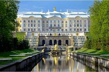 Puzzle Castorland 500 items: Peterhof Palace
