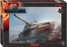 Puzzle Step 160 details: World of Tanks (Wargaming)