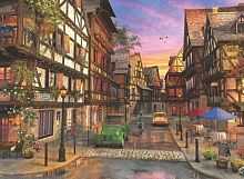 Anatolian jigsaw puzzle 1000 pieces: City street