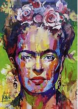 Puzzle Heye 1000 pieces: Frida