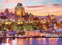 Puzzle Eurographics 1000 pieces: Old Quebec