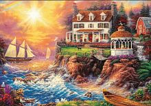Puzzle Trefl 1000 pieces: Peaceful haven