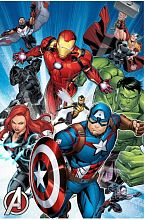 Puzzle Prime 3D 200 Pieces: The Avengers