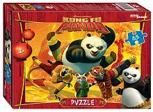 Puzzle Step 35 details: Kung fu Panda (DreamWorks, Multi)